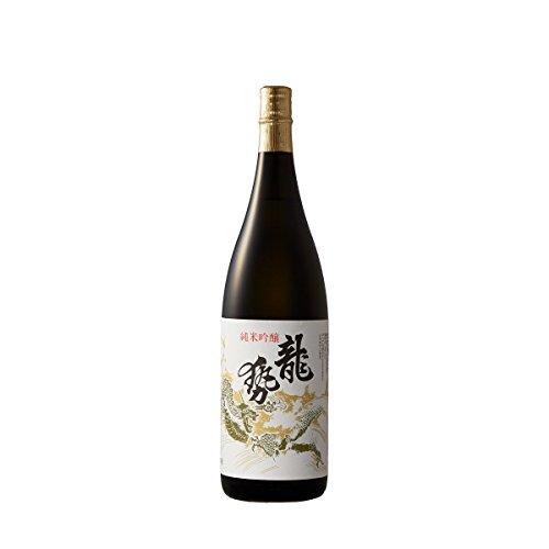龍勢 白ラベル 純米吟醸 [1800ml]