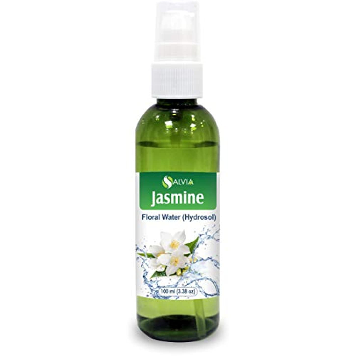 ゴミ箱を空にするコールオペレーターJasmine Floral Water 100ml (Hydrosol) 100% Pure And Natural