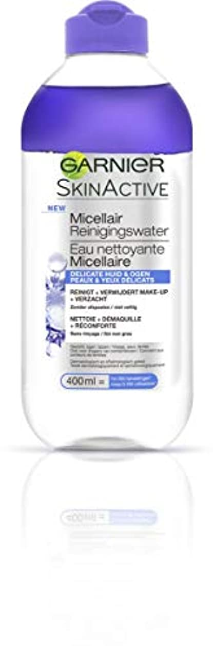 作曲する日常的にキャプチャーガルニエ SkinActive Micellar Water (For Face & Eyes) - For Delicated Skin 400ml/13.3oz並行輸入品