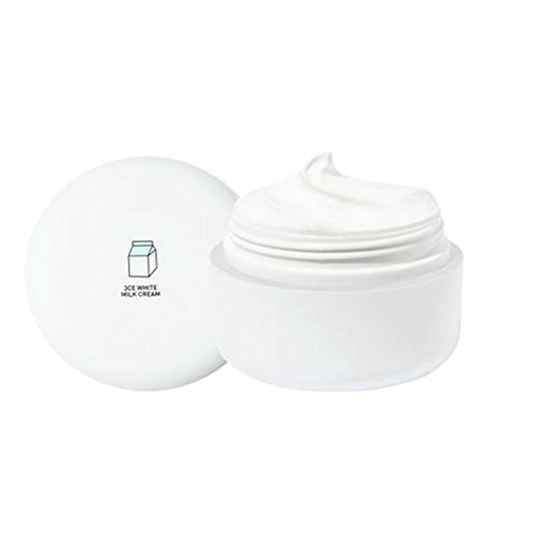 アロングやりがいのある欠如[3CE] ホワイトミルククリーム(White Milk Cream) 50g