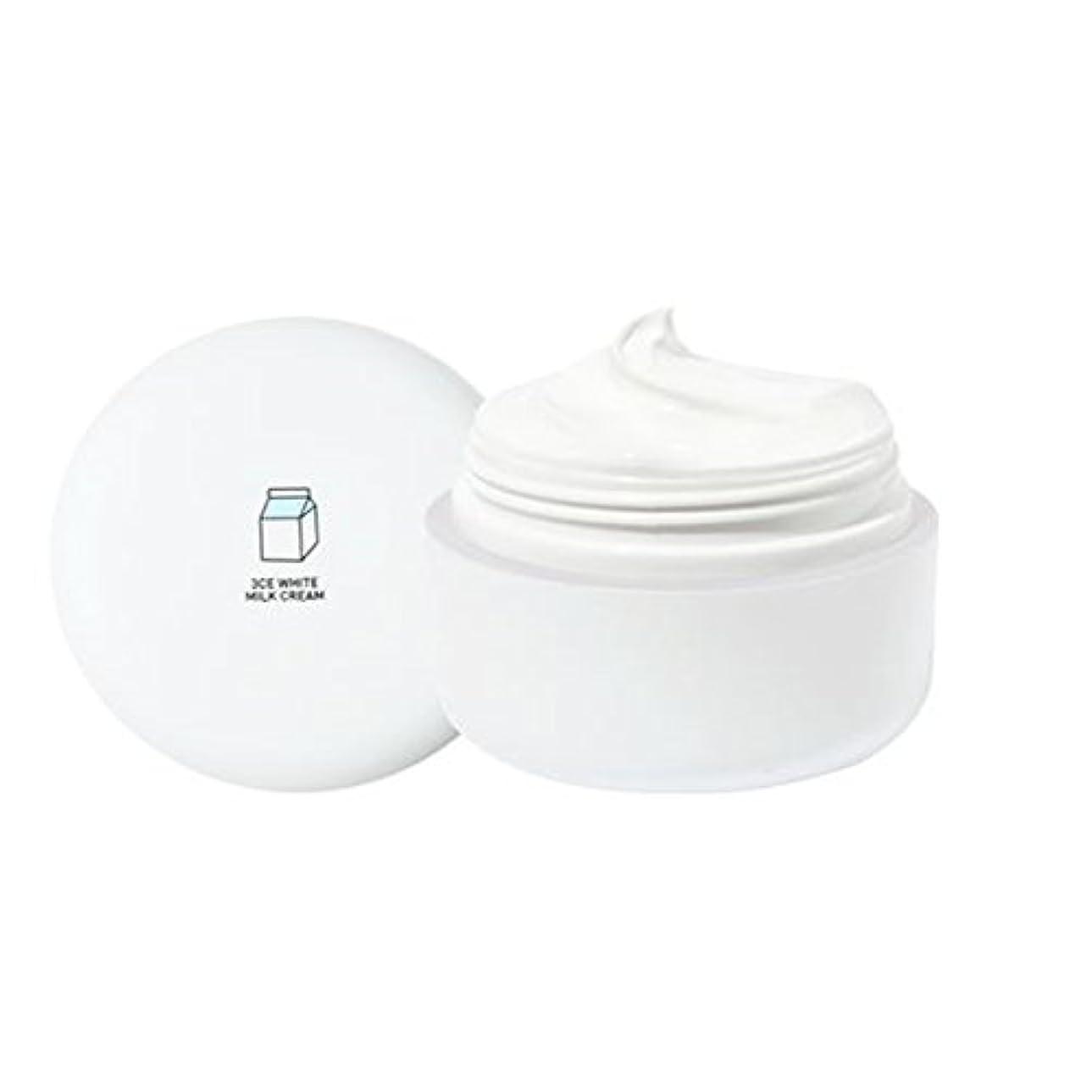 従う列挙する衣類[3CE] ホワイトミルククリーム(White Milk Cream) 50g