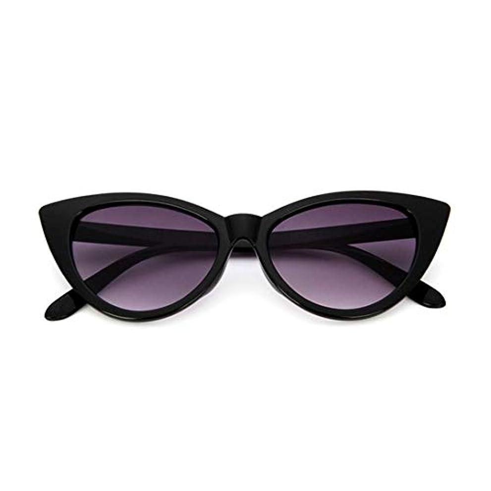 終わり岸泥だらけSwiftgood ヴィンテージキャットアイ女性サングラスPCフレーム樹脂レンズUV400アイウェアメガネ