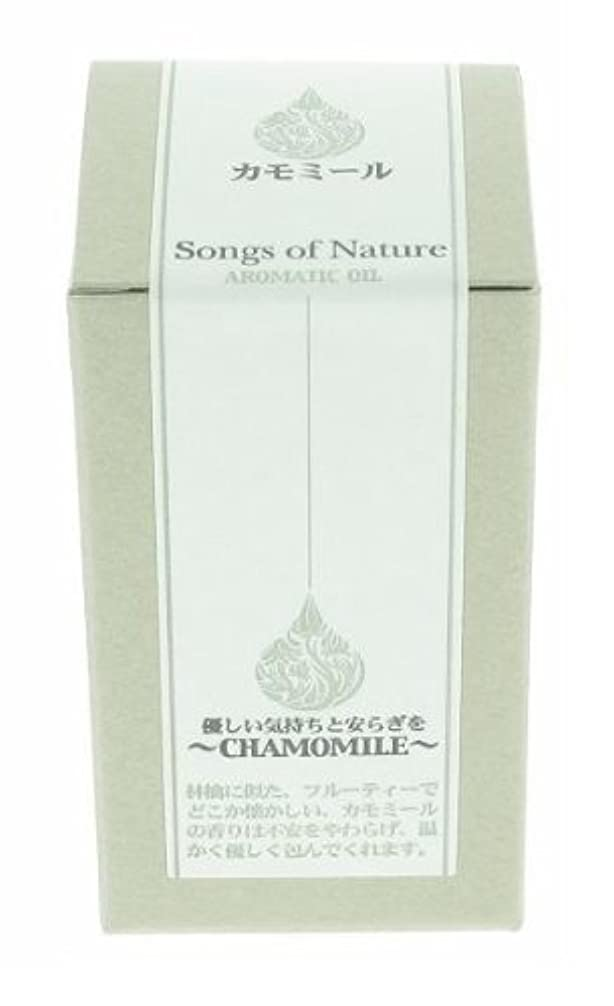 影のある正しく菊HPアロマティックオイル カモミール