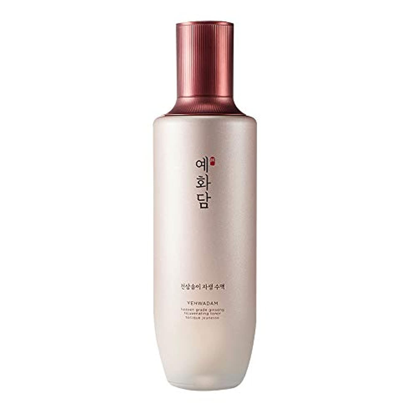 数学運搬数学[ザフェイスショップ]The Faceshop YEHWADAM天参松栮自生水液 155ml The Faceshop YEHWADAM Heaven Grade Ginseng Regenerating Toner 155ml...