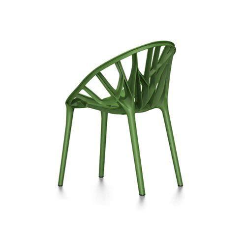 RoomClip商品情報 - 【正規取扱店】 vitra ヴィトラ Vegetal ベジタル デザイン:Ronan & Erwan Bouroullec ロナン&エルワン・ブルレック カラー:6色 ポリアミド アウトドア・スタッキング可能 椅子 家具 (カクタス)