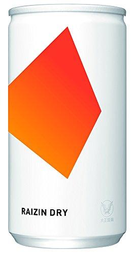 大正製薬ライジンドライ(RAIZIN DRY)185ml×30缶