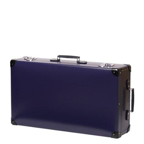 [グローブトロッター] GLOBE TROTTER オリジナル 30インチ スーツケース Suitcase W/W ネイビー/ブラック [並行輸入品]