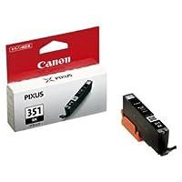 (業務用セット) キヤノン Canon インクジェットカートリッジ BCI-351BK ブラック 1個入 【×3セット】