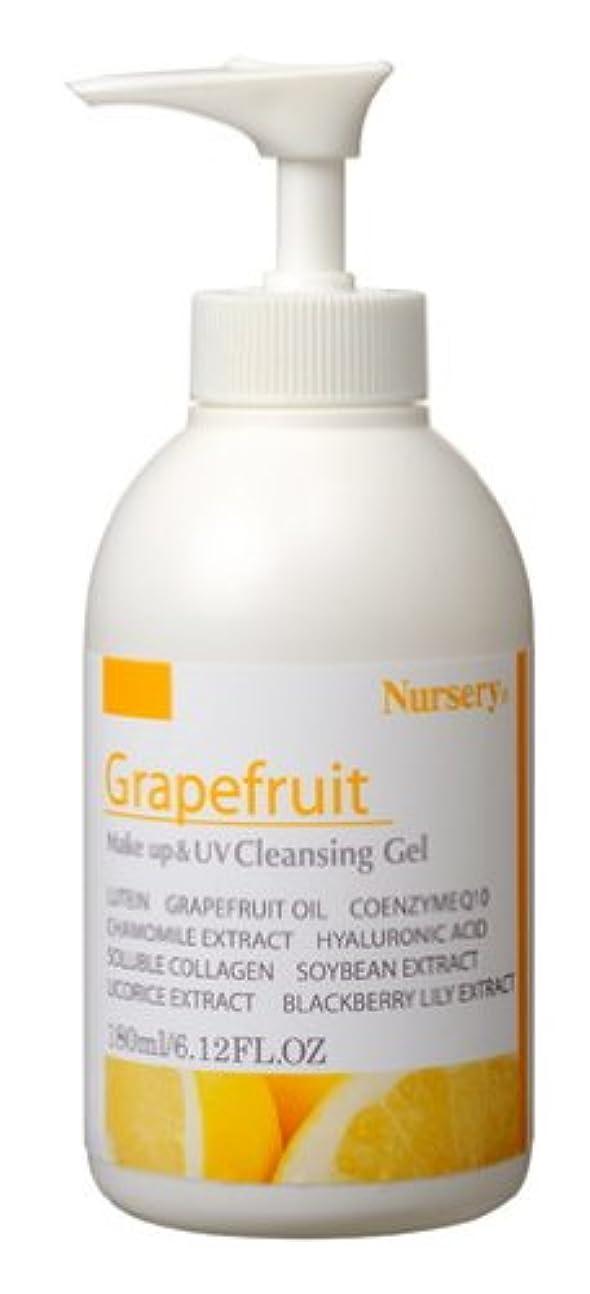 ホーンダーベビルのテス消毒剤ナーセリー Wクレンジングジェル グレープフルーツ 180ml