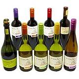 人気のチリワイン コノスル9本セット (泡1本+赤・白各4本) 750ML*9 1個 / 株式会社 スマイル