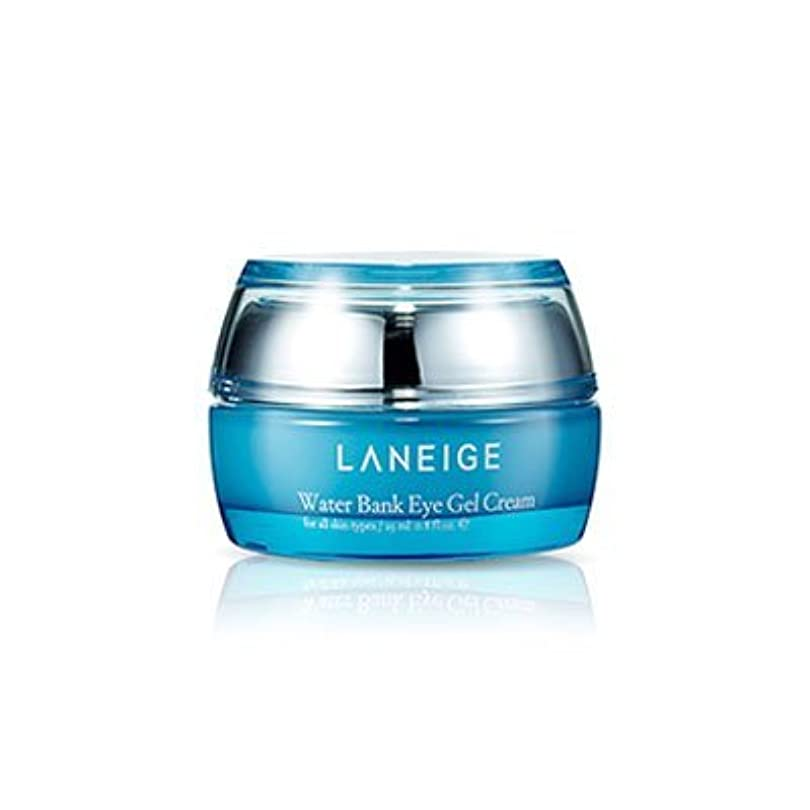 袋十歌うLaneige Water Bank Eye Gel - 25ml/0.84oz