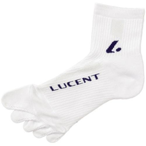 [해외]루슨트 Men `s 다섯 손가락 삭스 화이트 XLN3000/Lucent Men`s 5-finger socks white XLN 3000