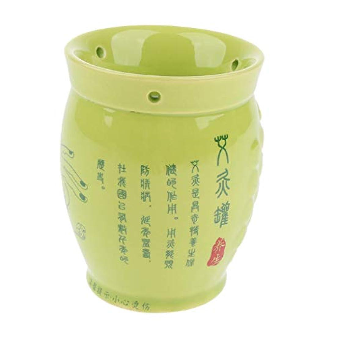 集計説明する正直Baoblaze 全身マッサージ カッピングカップ 缶 ポット お灸 中国式 セラミック 健康ケア