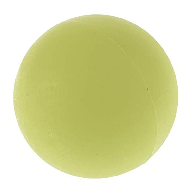 ビリー太字姿を消すエクササイズ 筋膜リリース マッサージボール トレーニングボール ソフトボール ツボ押しグッズ 全4色 - 緑