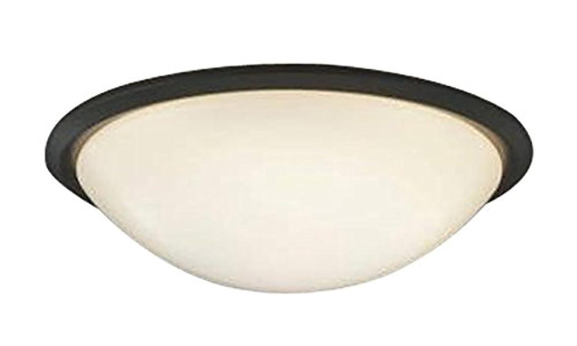 シエスタ間欠ペダルコイズミ照明 内玄関シーリングライト 白熱球100W相当 電球色 シックブラウン色 AH41888L