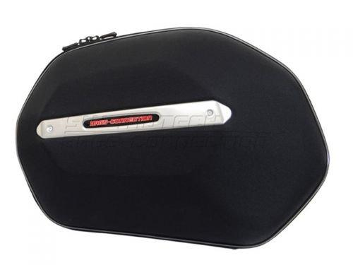 SW-MOTECH: AERO ABS サイドケースシステム / 600D HCF ポリエステル Yamaha XJ6 / Div / Div F   kft-06-478-60000-b KFT.06.478.60000/B