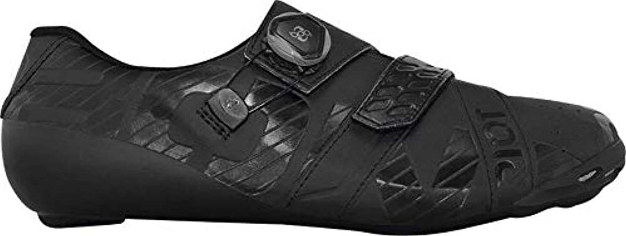 兵隊連鎖優先Bont - Riot Boa Road Shoes 2017 , Matt Black/black, 41 Eu