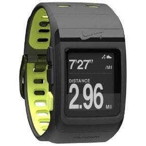 【保証付き】Nike+ SportWatch GPS 【フットセンサー付属】【Nike+とGPS機能を統合したカンタン操作のスポーツウォッチ】