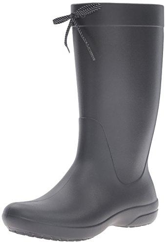 [クロックス] レインブーツ フリーセイル レイン ブーツ ウィメン Black 24 cm