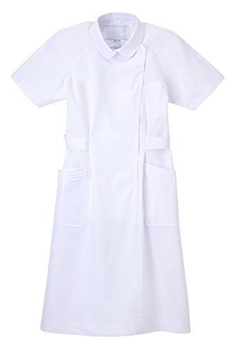 [해외]나가 이레 벤 NAGAILEBEN 간호 옷 소매 KEX-1157 (EL) 화이트/Nagai Leben NAGAILEBEN nurse short sleeve KEX - 1157 (EL) white