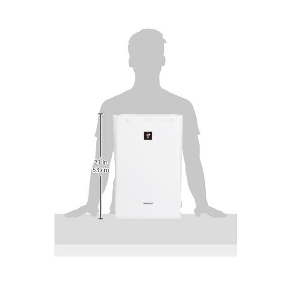 シャープ 空気清浄機 プラズマクラスター ~1...の紹介画像4