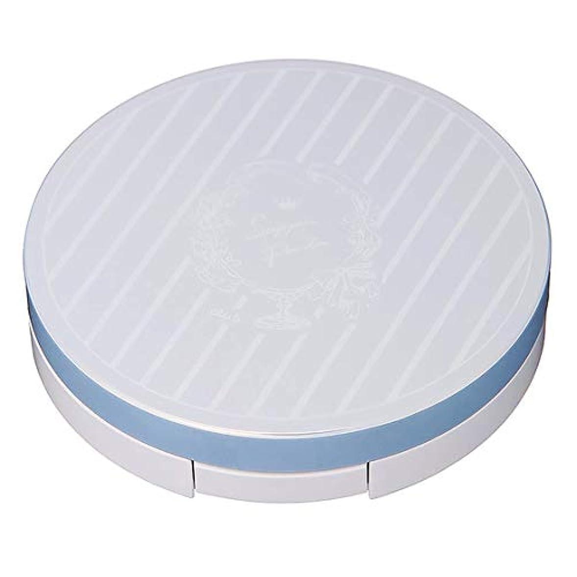 不完全スペース物理的なすっぴんパウダー コンパクトタイプ (ホワイトフローラルブーケの香り)