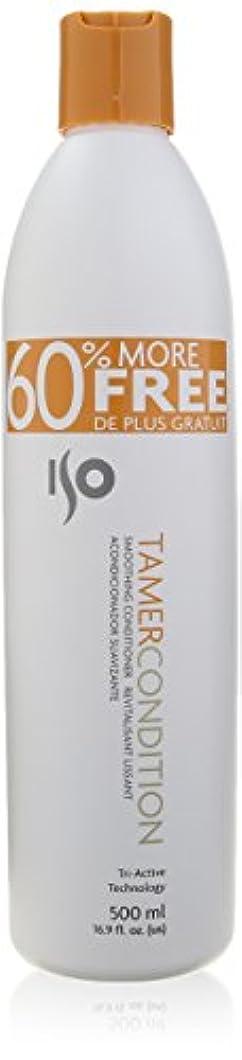 代表する前方へオリエントIso Hair ISOテイマー条件スムージングコンディショナー、16.9オンス 16.9オンス
