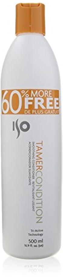 適度な生慣れるIso Hair ISOテイマー条件スムージングコンディショナー、16.9オンス 16.9オンス