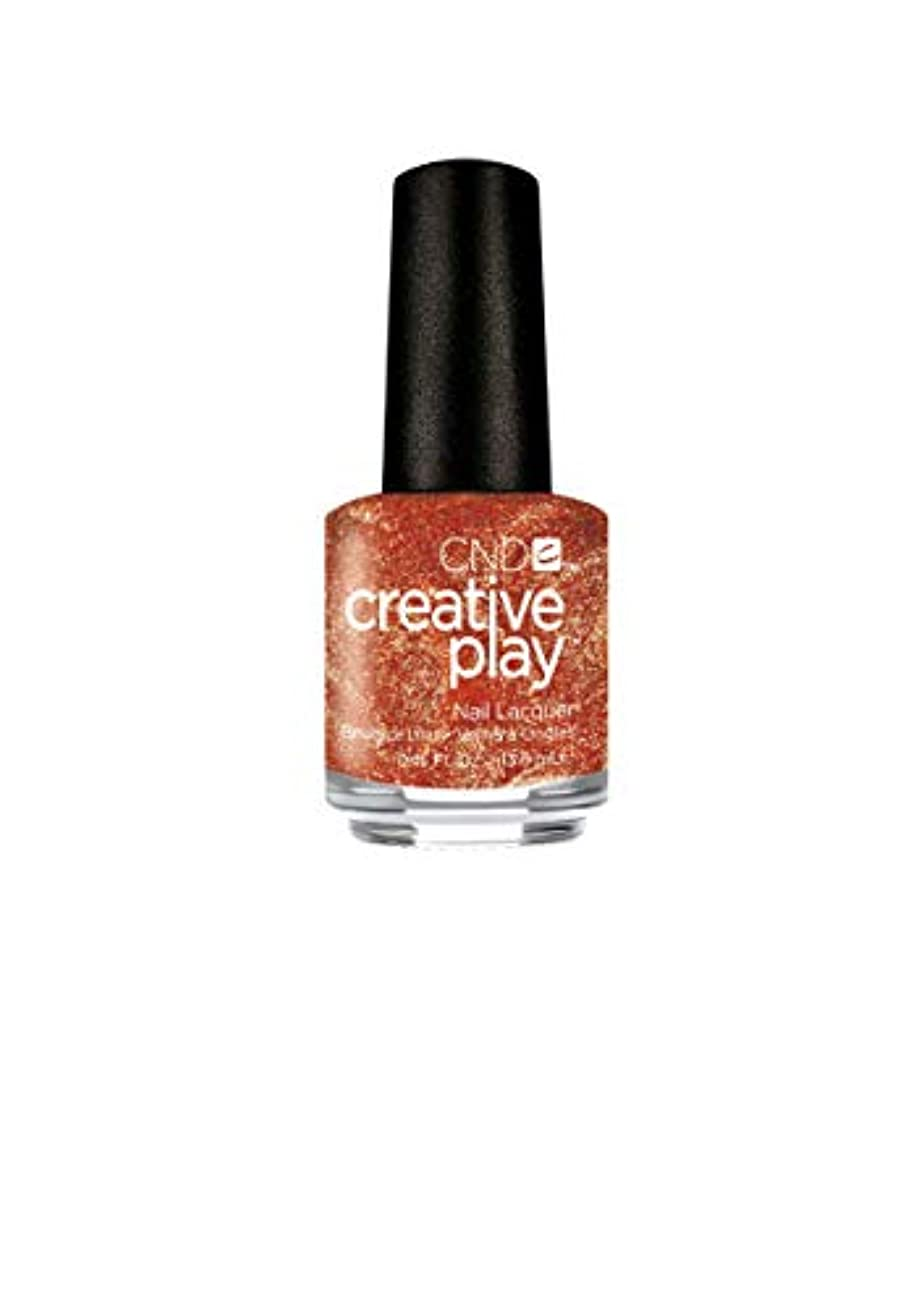 パフ値成功したCND Creative Play Lacquer - Lost in Spice - 0.46oz / 13.6ml