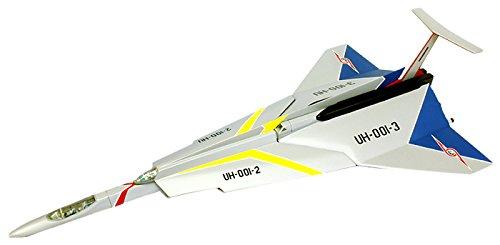 BIG SCALE ウルトラホーク1号 プロップタイプ (ラインモールド無) 約700mm レジン製 塗装済み完成品