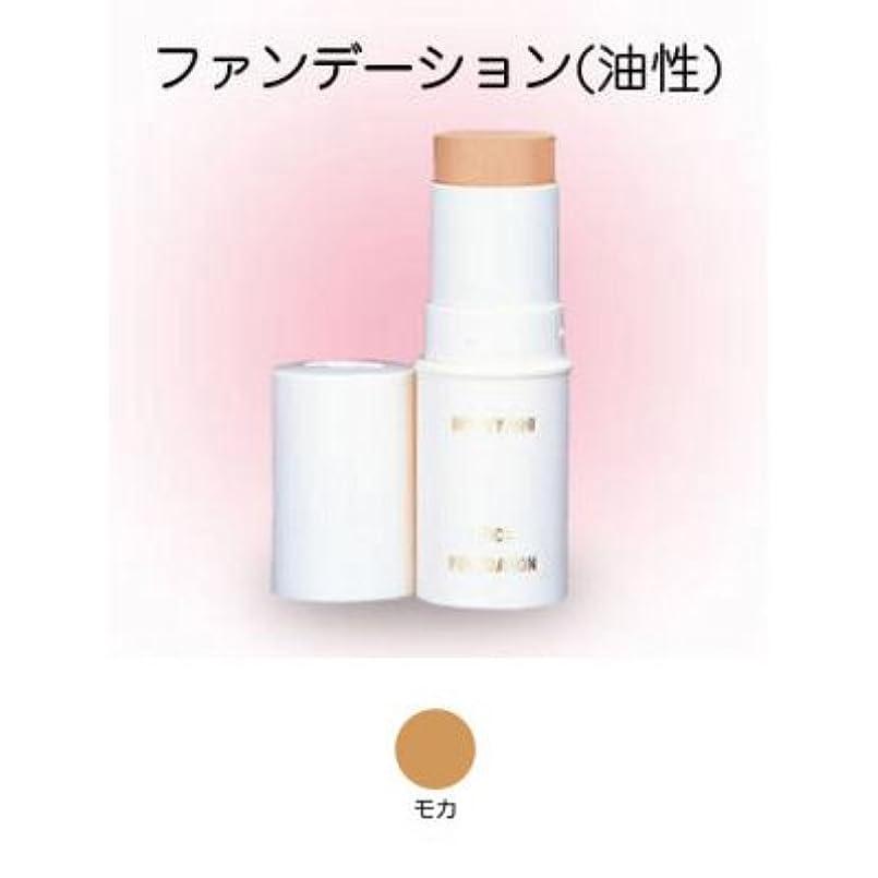 神経現象書くスティックファンデーション 16g モカ 【三善】