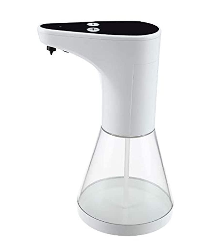 方程式大胆ティーム誘導ソープディスペンサーの自動手の消毒剤、台所浴室のソープディスペンサー/ABS、として