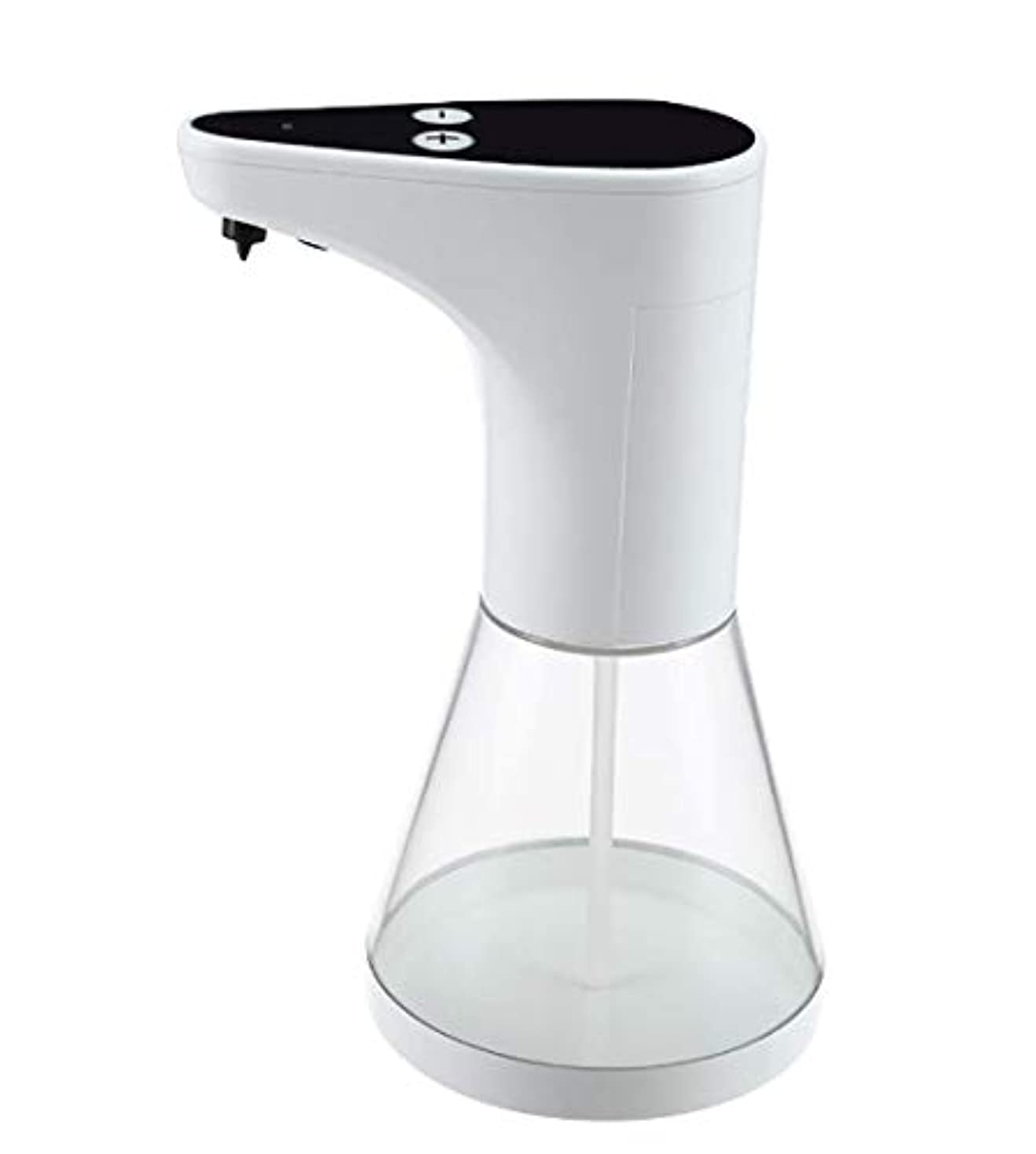 定刻更新する課す誘導ソープディスペンサーの自動手の消毒剤、台所浴室のソープディスペンサー/ABS、として