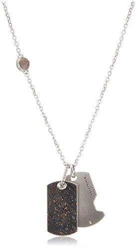 [해외](디젤) DIESEL 남성용 목걸이 DX1079 01 UNI/(Diesel) DIESEL Men`s necklace DX 1079 01 UNI