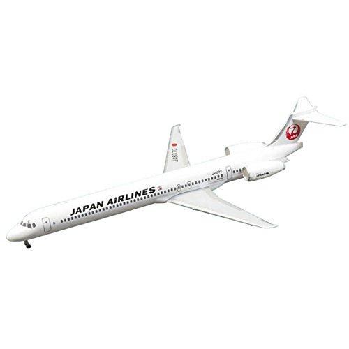 JALウイングコレクション5 03:MD-90 鶴丸 エフトイズコンフェクト 1/500...