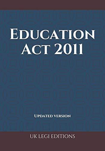 [画像:Education Act 2011: Updated version]