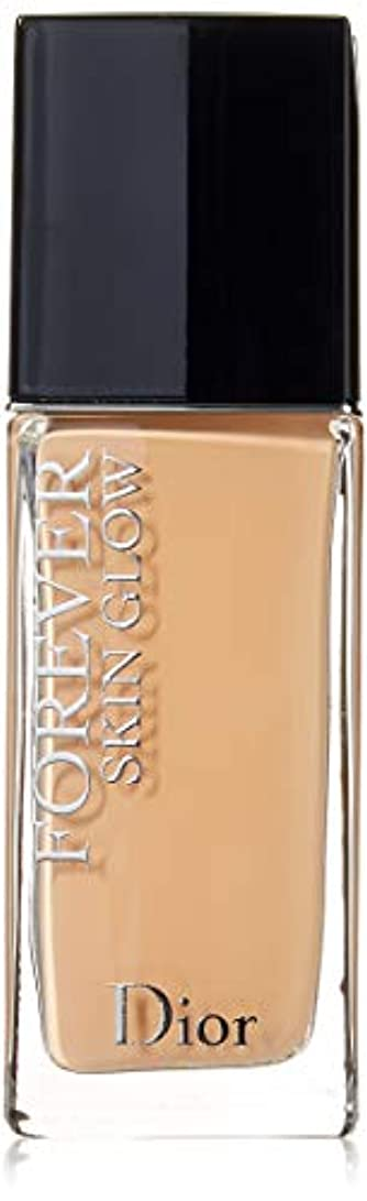 綺麗なクリアアシストクリスチャンディオール Dior Forever Skin Glow 24H Wear High Perfection Foundation SPF 35 - # 2.5N (Neutral) 30ml/1oz並行輸入品