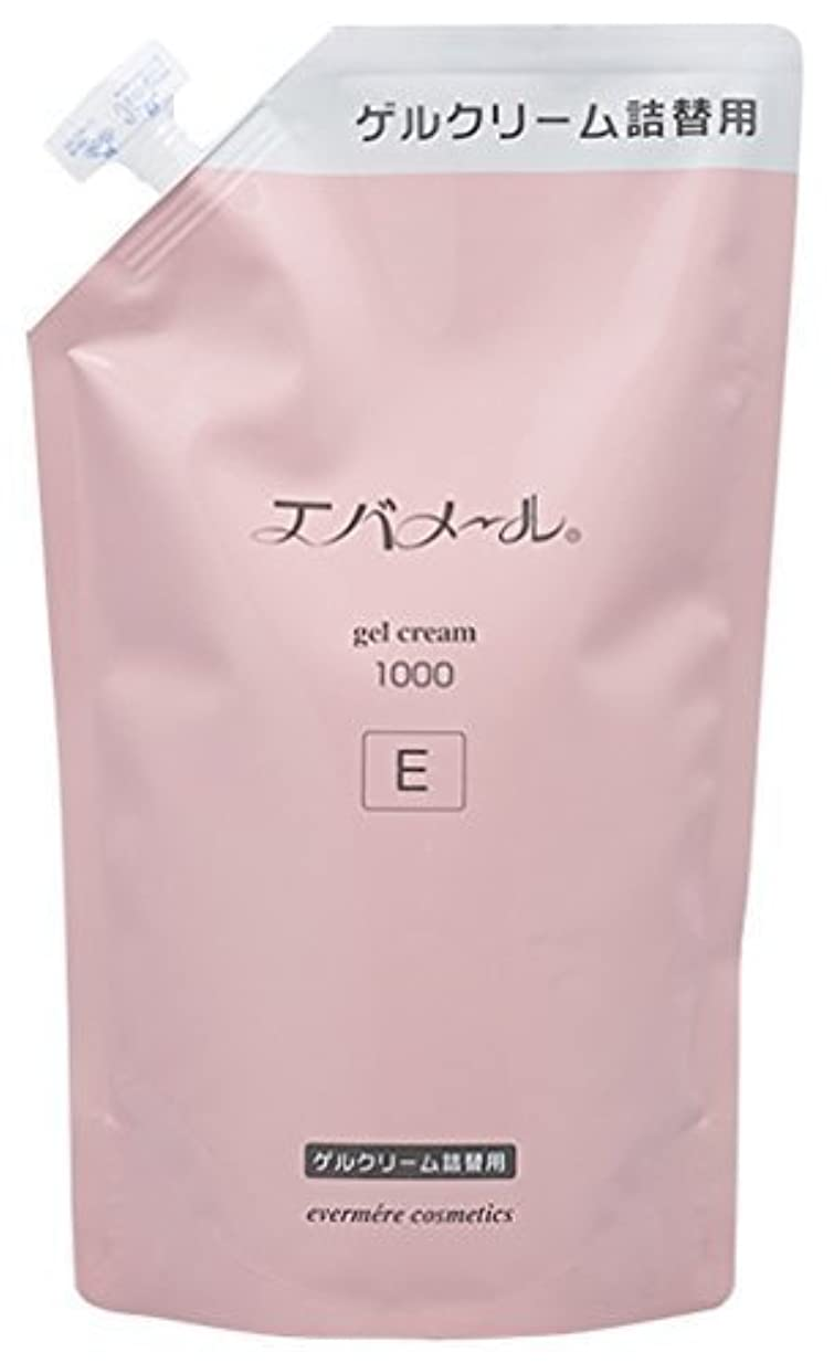 深遠排除エンコミウムエバメール ゲルクリーム E 1000g[並行輸入品]