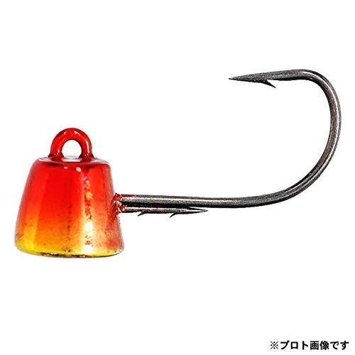ダイワ(DAIWA) テンヤ 快適マイクロテンヤSS 2.0g #8 ケイムラ赤金