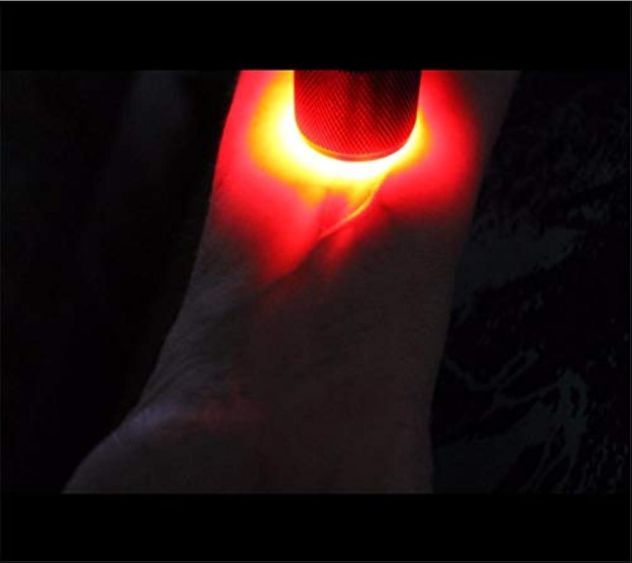誕生トマトフェローシップ静脈イメージング懐中電灯血管ディスプレイ懐中電灯手穿刺による血管ライトの確認皮下静脈デバイスの発見が容易