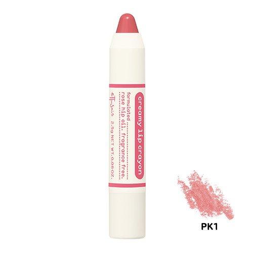エテュセ クリーミークレヨンリップ PK1(薄いピンク) 2.5g