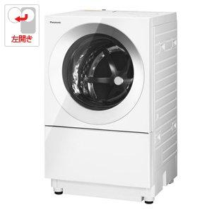 RoomClip商品情報 - パナソニック 【左開き】7.0kgドラム式洗濯機(3.0kg乾燥付き) Cuble シルバー NA-VG700L-S