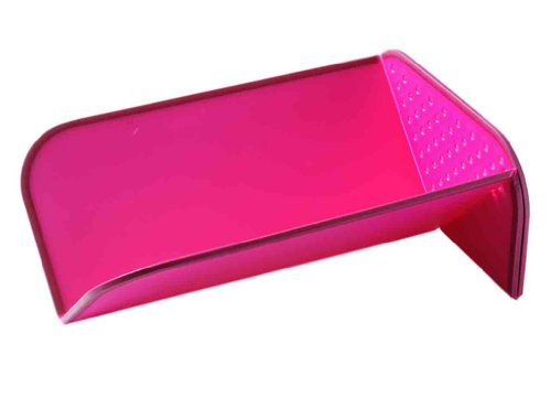 Joseph Joseph 折りたためるまな板 リンス&チョップ ピンク 094008