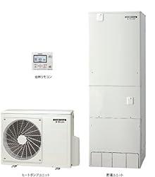 リフォーム(工事込・分割払) | コロナ 電気給湯器 エコキュート | 戸建 | 370L 給湯専用 | 頭金100,000円 総額478,000円