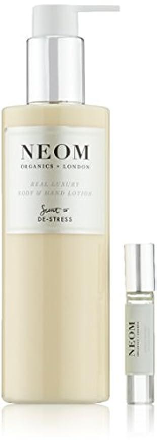 NEOM ボディ&ハンドローション REAL LUXURY(DE-STRESS)
