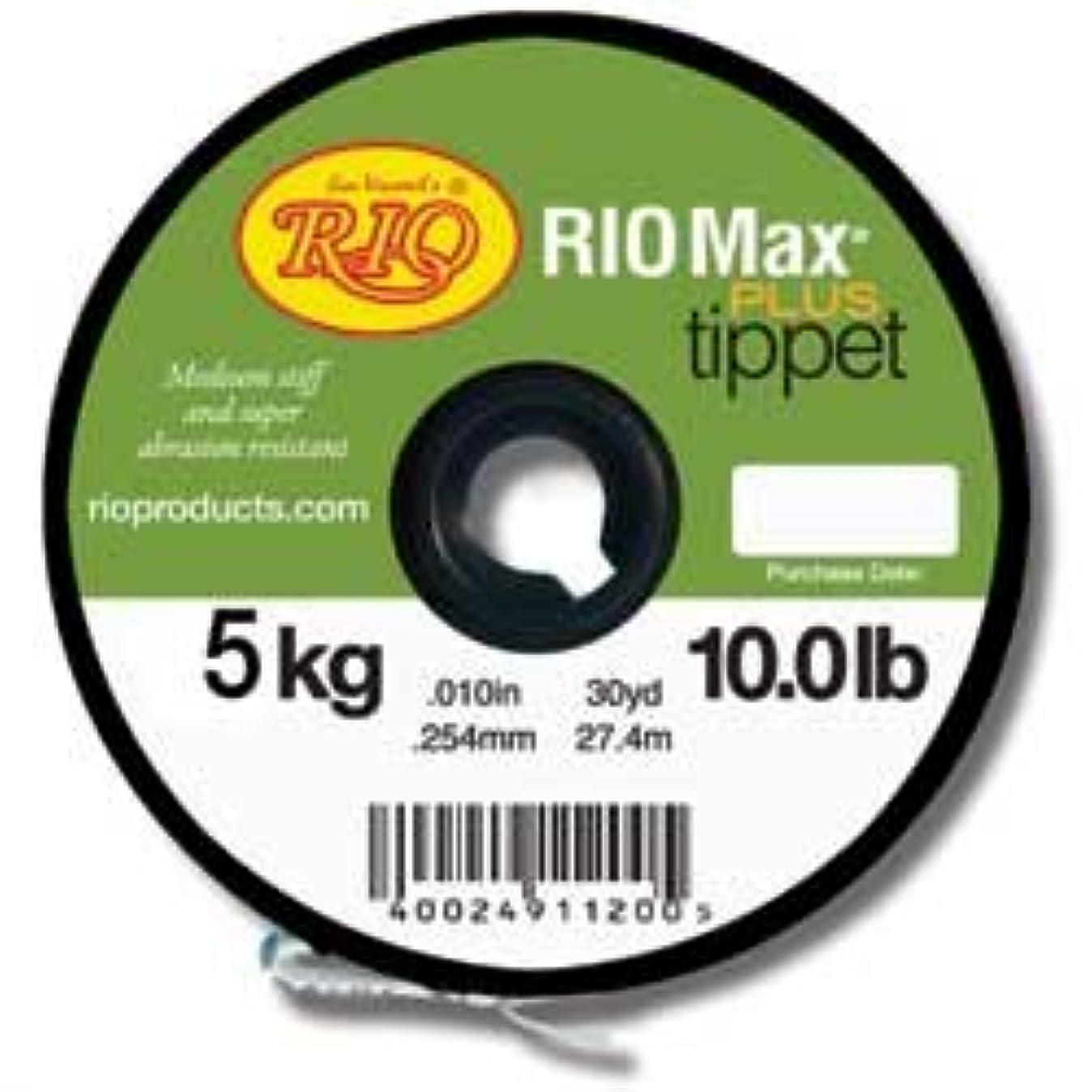 画家モナリザキャンディーRio RIOMax Plusティペット35ポンド16 kg