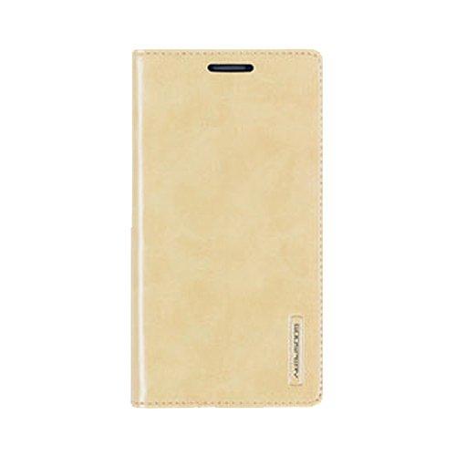 Galaxy S4 Mercury Fullmoon Flip マーキュリー フルムーン フリップ スマホ 手帳型 ダイアリー ケース カバー ゴールド Gold ギャラクシー S4