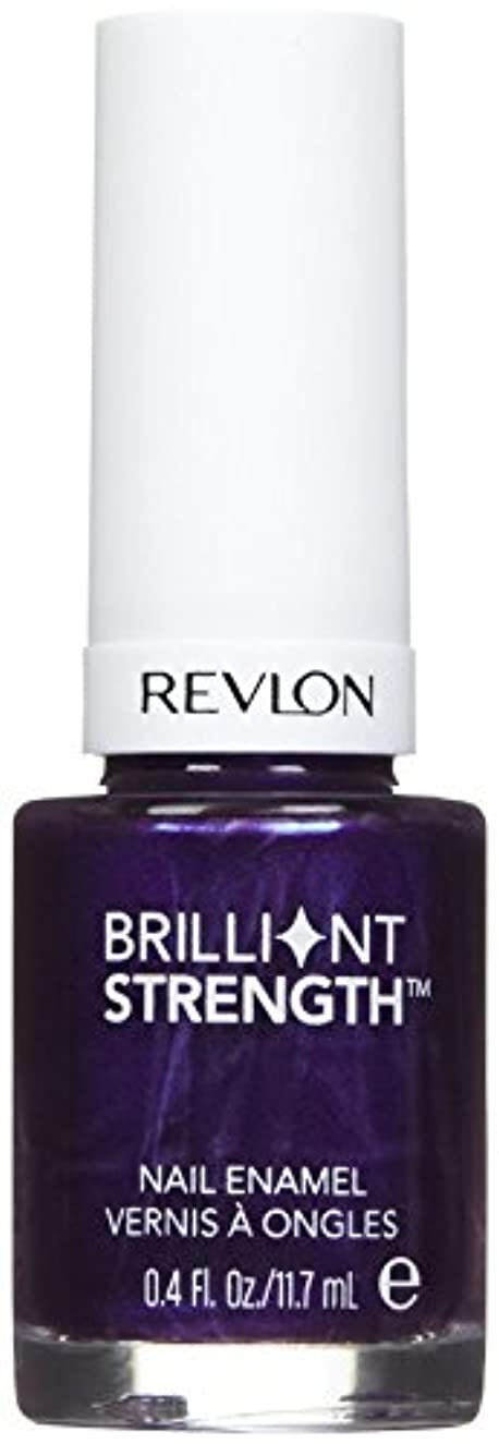 アシスト考慮エントリREVLON BRILLIANT STRENGTH NAIL ENAMEL #050 FASCINATE