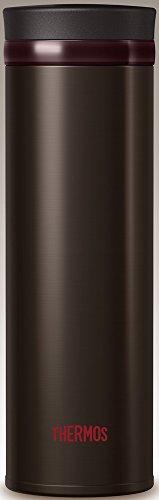 『サーモス 水筒 真空断熱ケータイマグ 500ml エスプレッソ JNO-501 ESP』の1枚目の画像
