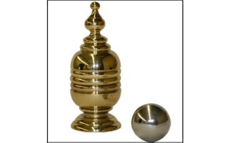 Pocket Ball & Vase - Magic Trick by Magic Makers [並行輸入品]